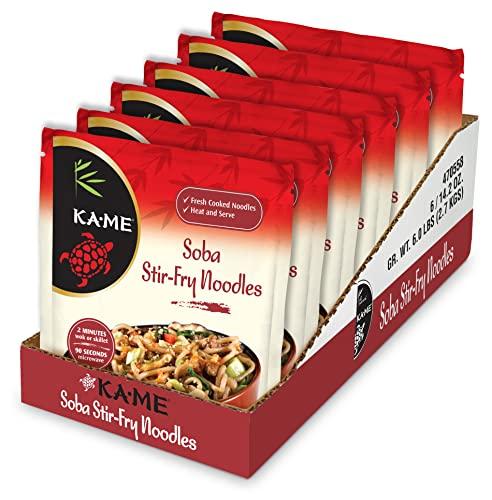 Soba Stir Fry Noodles