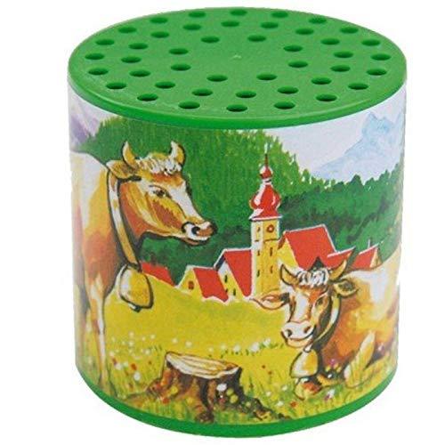 Boite a meuh Jouet ancien voix de vache qui meugle