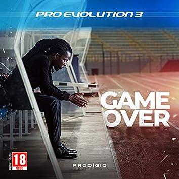 Pro Evolution 3 (Game Over)