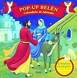 Pop-Up Belen. Calendario De Adviento (Calend.adviento pop-up Belen)