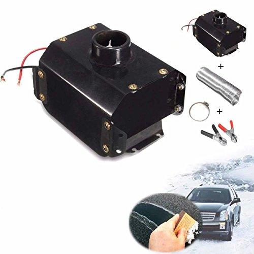 HonsCreat Car Heater 12V DC Portable 300W Tungsten...