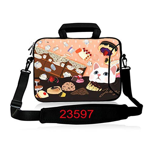 Laptop Shoulder Bag 1 Laptop Sleeve Pc Jacket, A Protective Cover Suitable for Most Notebooks