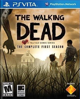 The Walking Dead - A Telltale Games Series Playstation Vita [US Import]