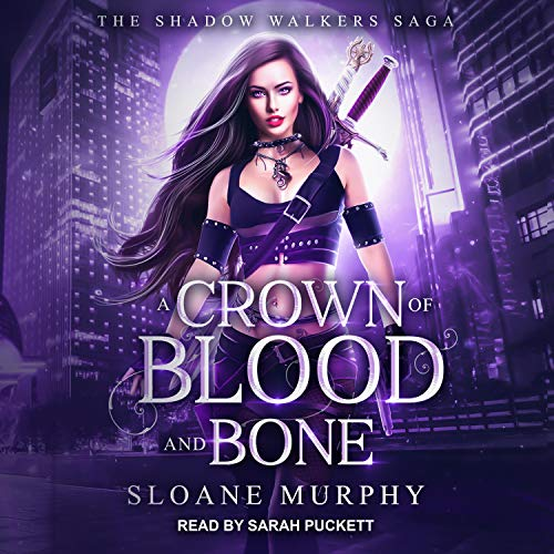 A Crown of Blood and Bone cover art