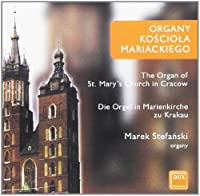 Organ of the St Mary Church in Krakow