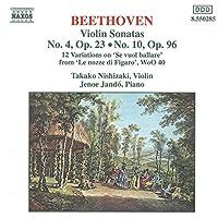 Violinsonaten 4+10/+