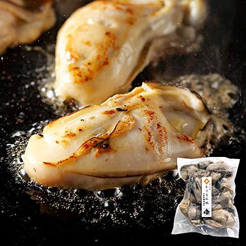北海道産 ジャンボむき身牡蠣 500g