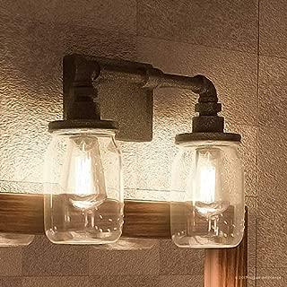 Luxury Industrial Bathroom Light, Medium Size: 11