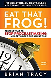 I love, love, love this book. It is a bestselling time management book, and it really helps.