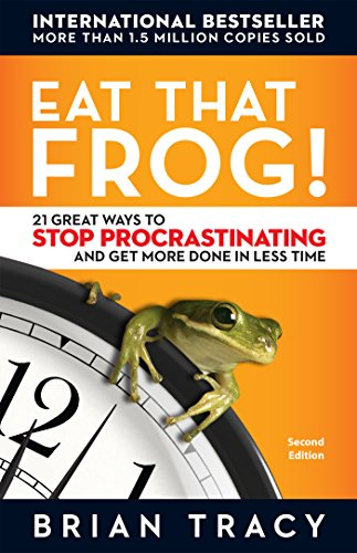 Best Free Audibooks- Eat That Frog by Brian Tracy