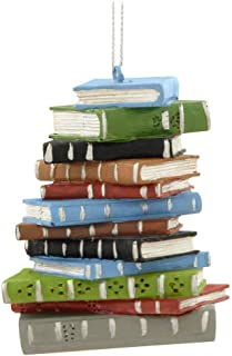 Midwest-CBK 1 X School Book Stack Ornament