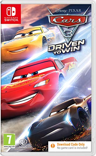 Cars 3 (Code in Box) (Nintendo Switch)
