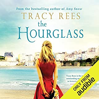 The Hourglass audiobook cover art