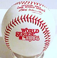 Rawlings 1986 Official World Series Game Baseball