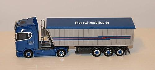 grandes ahorros Herpa 308779 Scania CS HD Szg Speier Trans, Color Color Color  garantía de crédito