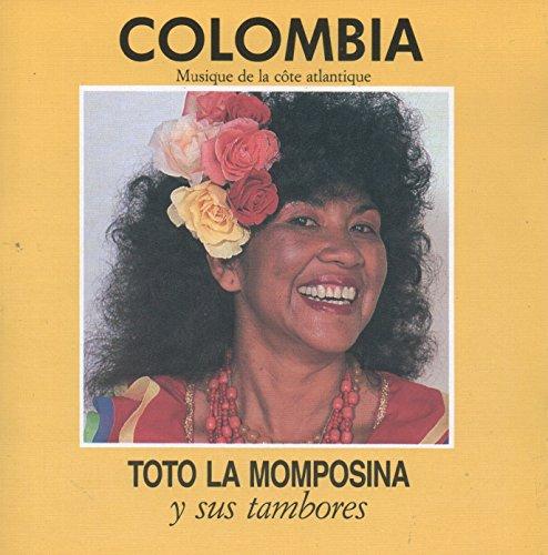 Toto La Momposina Y Sus Tambores Colombia - M novo lacr orig