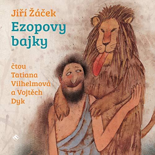 Ezopovy bajky audiobook cover art