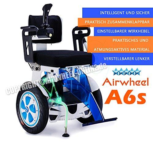 AIRWHEEL a6s acoplador de silla de...