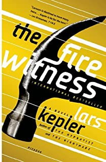 By Lars Kepler - The Fire Witness: A Novel (Detective Inspector Joona Linna) (Reprint) (2014-07-09) [Paperback]