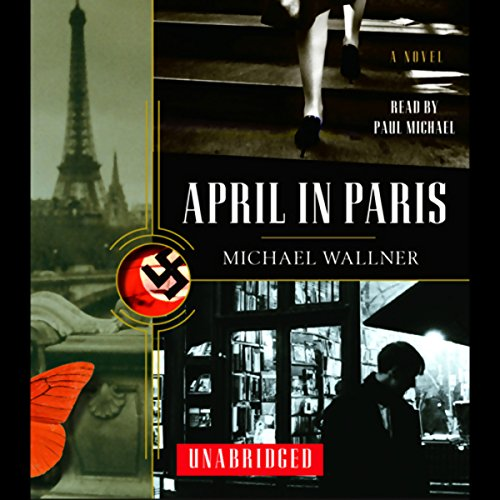 April in Paris audiobook cover art