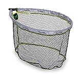Fox Matrix Carp landing net 55x45cm - Kescherkopf , Kescher zum Stippangeln & Feederfischen, Friedfischkescher