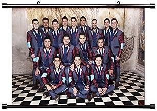 Banda Los Recoditos Band Wall Scroll Poster (32x21) Inches