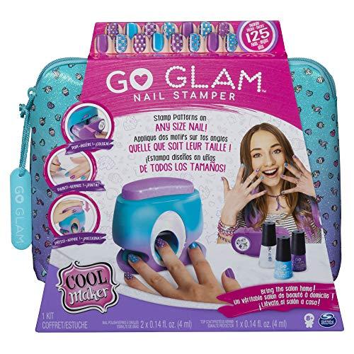 Cool Maker Estudio de Uñas Glamour Go Glam (BIZAK 61927531)