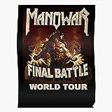 Bestofthebunch Heavy Tour Manowar Rock Band Power Music