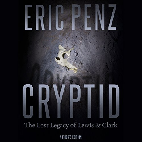 Cryptid audiobook cover art