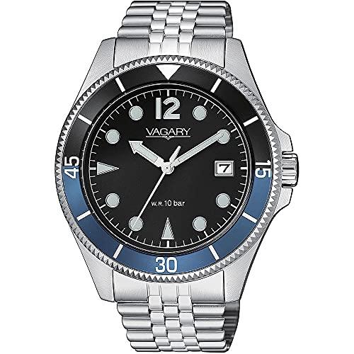 orologio solo tempo uomo Vagary By Citizen Aqua 39 casual cod. VD5-015-91
