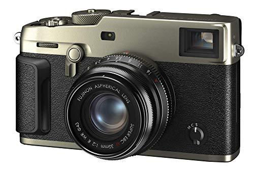 Fujifilm x-pro3 mirrorless digital camera - dura silver (body only) (renewed)