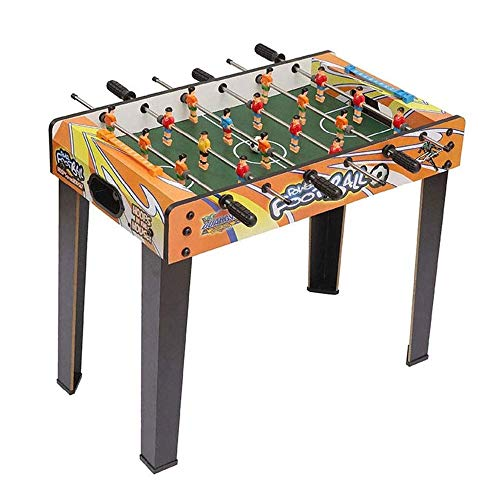 For Sale! BZLLW Indoor Football Soccer Game,Portable Table Football Kids Family Games Room Fun