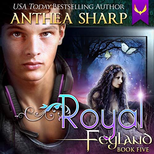 Royal (Feyguard 2) cover art
