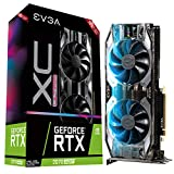 EVGA GeForce RTX 2070 Super XC Ultra+, Overclocked, 2.75 Slot Extreme Cool Dual, 70C Gaming, RGB, Metal Backplate, 8GB 15.5GHz GDDR6, 08G-P4-3175-KR