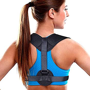 Jiulory Back Posture Corrector for Men and Women and Kids
