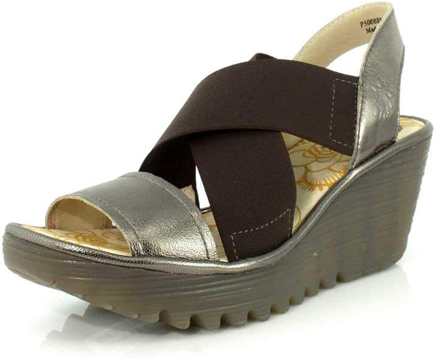 Fly London Women's Yaji Wedge Sandal