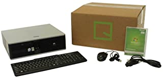 HP Compaq DC5750 Desktop PC AMD 1.8 Dual Core Processor, 2gb Ram, 80GB Hard Drive, DVD Rom, XP Pro, Keyboard and Mouse