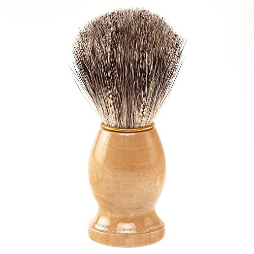 bluelans® 100% pur poils de blaireau, assure le meilleur Rasage pour la maison ou Voyage