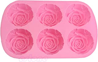 4 PCS Rosa CaOJing Tagliapasta Taglierina a Rullo,Tagliapasta a Griglia in Plastica,per Tagliapasta Taglierina a Rullo per Croissant,Cracker.