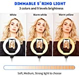 Zoom IMG-2 syosin bastone selfie luce anello