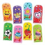 Baker Ross AW731 Gemischte Themen Mini-Flipper (6er-Pack) Perfekt als Kindergeschenke,...
