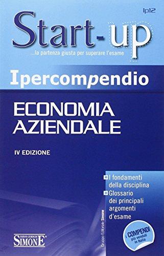Ipercompendio economia aziendale