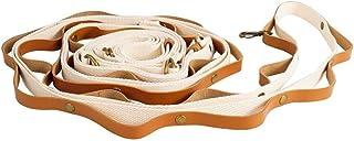 Corde à linge portable Jingdu - Réglable - Coupe-vent - Antidérapante - Pour le camping