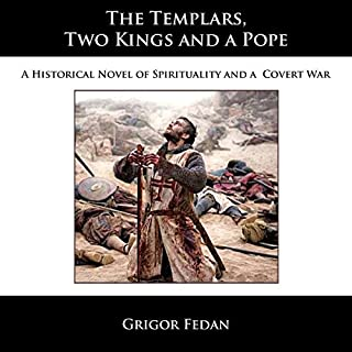 The Templars, Two Kings, and a Pope audiobook cover art