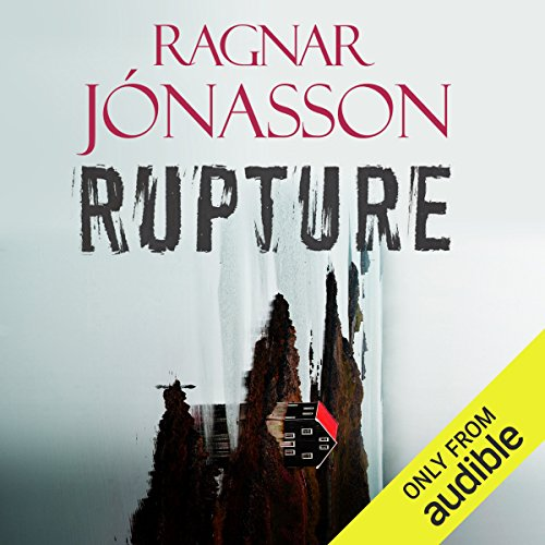 Rupture audiobook cover art