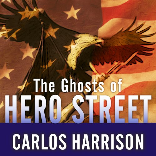 The Ghosts of Hero Street audiobook cover art