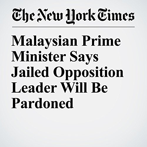 Malaysian Prime Minister Says Jailed Opposition Leader Will Be Pardoned copertina