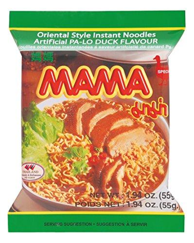 Mama Noodles Duck/Pa-Lo - Pacco da 30 x 55 g