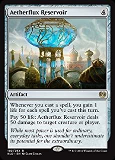 Magic The Gathering - Aetherflux Reservoir (192/264) - Kaladesh