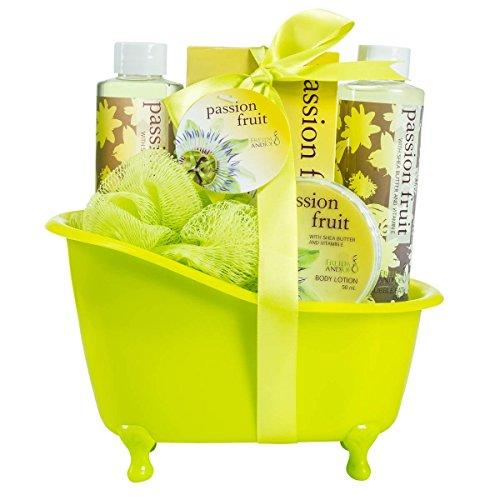 Passion Fruit Tub Bath Gift Set by Freida Joe